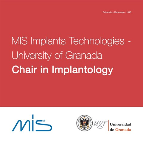 Placa Cátedra - MIS IMPLANTS TECHNOLOGIES